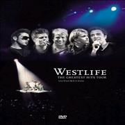 Westlife The Greatest Hits Tour UK DVD