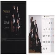 Westlife The Love Album Taiwan CD album