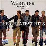 Westlife The Unbreakable Vol 1 - The Greatest Hits Mexico CD album