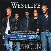 Click here for more info about 'Westlife - Turnaround'
