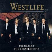 Westlife Unbreakable - The Greatest Hits Thailand Video CD