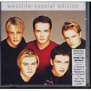 Westlife Westlife Special Edition South Africa 2-CD album set