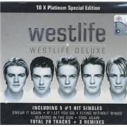 Westlife Westlife Malaysia 2-CD album set