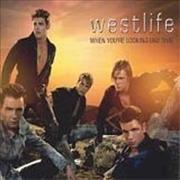 Westlife When You're Looking Like That Australia CD single