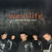 Westlife World Of Our Own Europe DVD Single