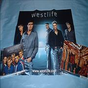 Westlife World Of Our Own Japan CD album