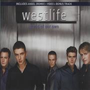 Click here for more info about 'Westlife - World Of Our Own'