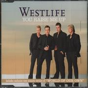 Westlife You Raise Me Up UK 2-CD single set