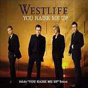 Westlife You Raise Me Up Australia CD single