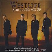 Westlife You Raise Me Up UK CD single