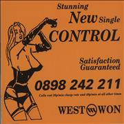 Click here for more info about 'Westwon - Control + Press Sheet'