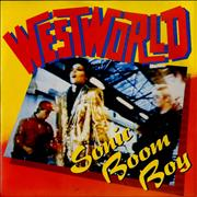 Click here for more info about 'Westworld - Sonic Boom Boy - Picture sleeve'