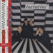 Click here for more info about 'Wet Wet Wet - 10 - Ten'