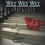 Click here for more info about 'Wet Wet Wet - Angel Eyes'