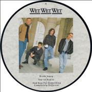Click here for more info about 'Wet Wet Wet - Broke Away'
