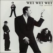 Click here for more info about 'Wet Wet Wet - Lip Service'