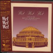 Click here for more info about 'Wet Wet Wet - Live At The Royal Albert Hall'