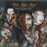Click here for more info about 'Wet Wet Wet - Picture This - Sealed Deluxe Edition'