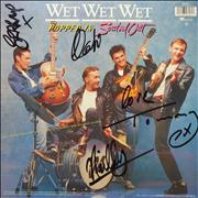 Click here for more info about 'Wet Wet Wet - Popped In Souled Out - Autographed'