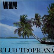 Click here for more info about 'Wham - Club Tropicana'
