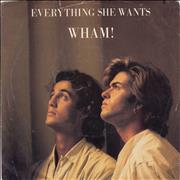 Click here for more info about 'Wham - Everything She Wants'