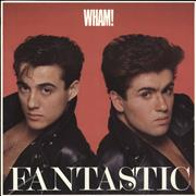 Click here for more info about 'Wham - Fantastic - Obi + Mag'
