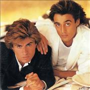 Click here for more info about 'Wham - Freedom - Picture Sleeve'