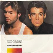 Click here for more info about 'Wham - The Edge Of Heaven'
