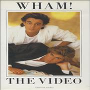 Click here for more info about 'Wham - The Video'