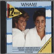Click here for more info about 'Wham - Twelve Inch Mixes'