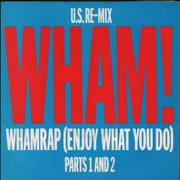 Click here for more info about 'Wham - Whamrap (Enjoy What You Do)'
