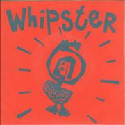 Click here for more info about 'Whipster - I Like To See You Smile (For A While) - Numbered Red P/S'