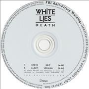 Click here for more info about 'White Lies - Death'
