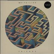 Click here for more info about 'White Lies - Friends - Sealed'