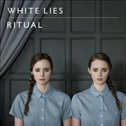 White Lies Ritual UK CD album
