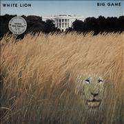 Click here for more info about 'White Lion - Big Game + Poster'