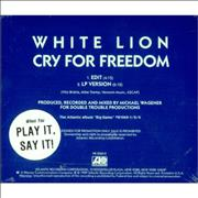 white lion singles discography