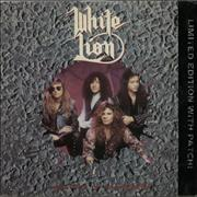Click here for more info about 'White Lion - Lights & Thunder'