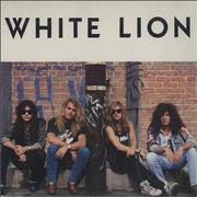 Click here for more info about 'White Lion - Little Fighter'