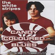 Click here for more info about 'The White Stripes - Candy Coloured Blues'