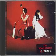 Click here for more info about 'The White Stripes - Elephant'