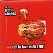 Click here for more info about 'The White Stripes - Fell In Love With A Girl'