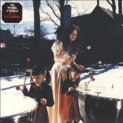 Click here for more info about 'The White Stripes - My Doorbell - White Marbled Vinyl'