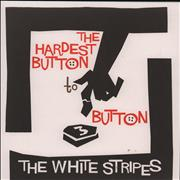 Click here for more info about 'The White Stripes - The Hardest Button To Button'