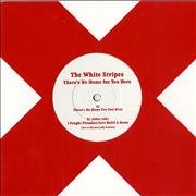 Click here for more info about 'The White Stripes - There's No Home For You Here'
