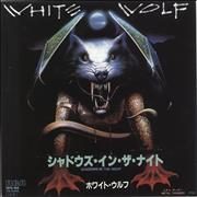 Click here for more info about 'White Wolf - Shadows In The Night - White label + Insert'