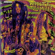 Click here for more info about 'White Zombie - La Sexorcisto: Devil Music Vol. 1 - Autographed'