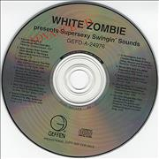 Click here for more info about 'White Zombie - Presents Supersexy Swingin' Sounds'