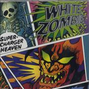 Click here for more info about 'White Zombie - Supercharge Heaven'