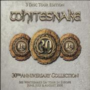Click here for more info about 'Whitesnake - 30th Anniversary Collection'